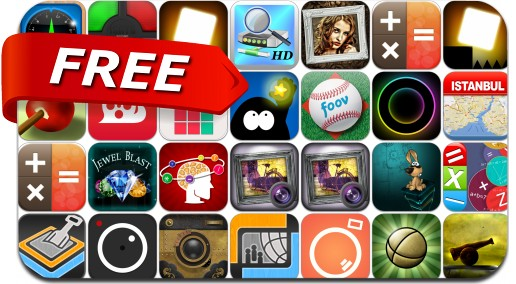TEMP iPhone & iPad Apps Gone Free - January 20