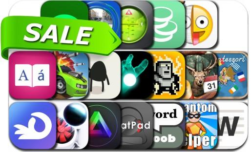 iPhone & iPad App Price Drops - January 14, 2017