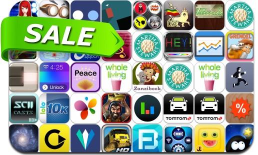 iPhone & iPad App Price Drops - July 24, 2014