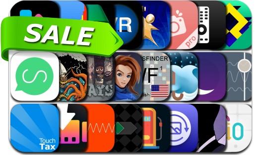 iPhone & iPad App Price Drops - September 6, 2021