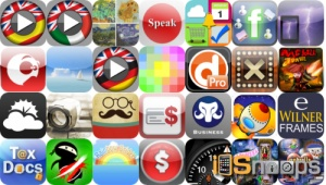 iPhone and iPad Apps Gone Free - April 16