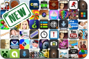 Newly Released iPhone and iPad Apps - November 4