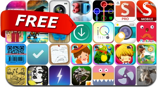 iPhone & iPad Apps Gone Free - August 7, 2014