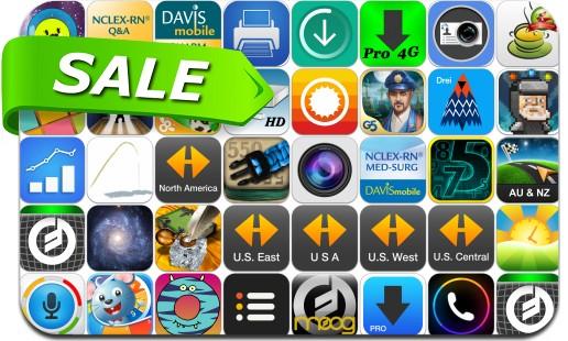 iPhone & iPad App Price Drops - April 8, 2014