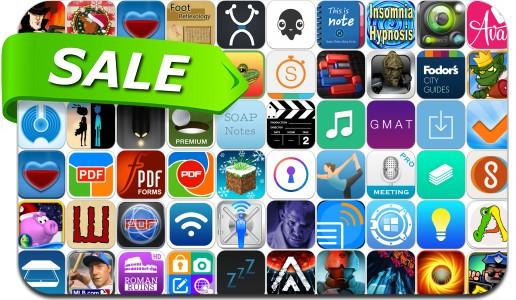 iPhone & iPad App Price Drops - December 21, 2014
