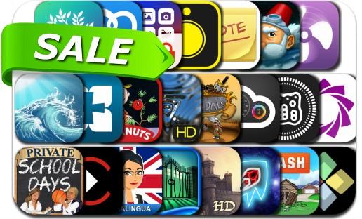 iPhone & iPad App Price Drops - December 10, 2016