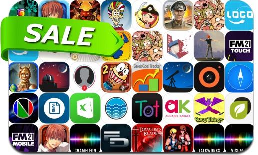 iPhone & iPad App Price Drops - June 10, 2021