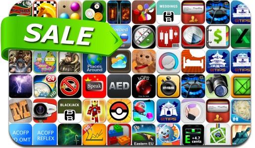 iPhone & iPad App Price Drops - August 24