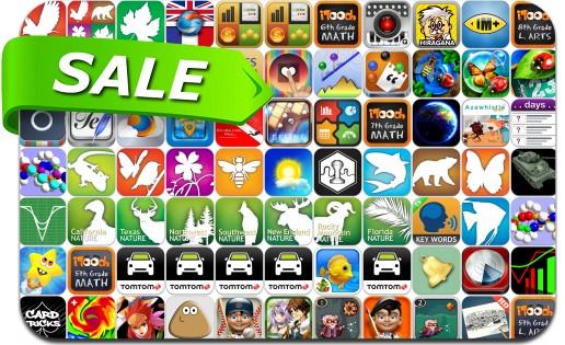 iPhone & iPad App Price Drops - April 25