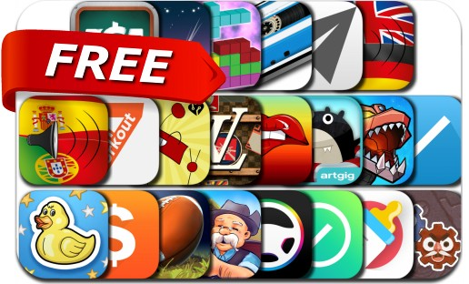 iPhone & iPad Apps Gone Free - August 23, 2017