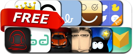 iPhone & iPad Apps Gone Free - June 25, 2016