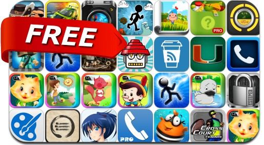 iPhone & iPad Apps Gone Free - September 8