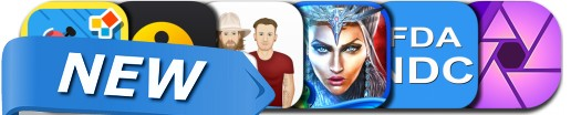 Newly Released iPhone & iPad Apps - June 6, 2017