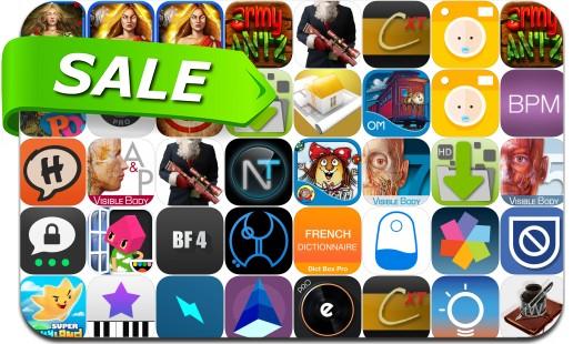 iPhone & iPad App Price Drops - December 12, 2015