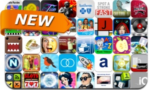 Newly Released iPhone & iPad Apps - February 2