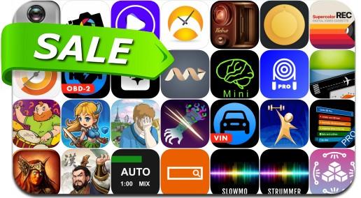 iPhone & iPad App Price Drops - February 8, 2021