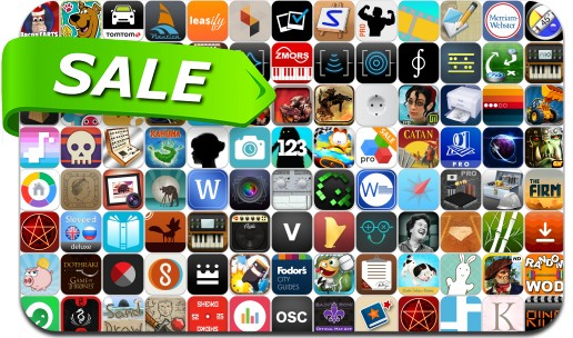 iPhone & iPad App Price Drops - November 29, 2014
