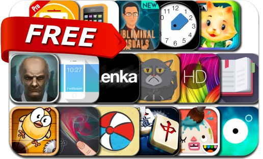 iPhone & iPad Apps Gone Free - March 12, 2015