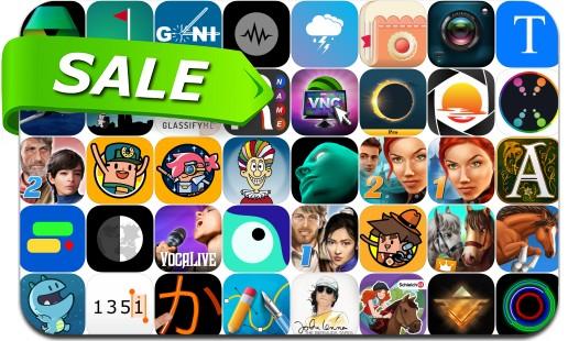 iPhone & iPad App Price Drops - October 3, 2019