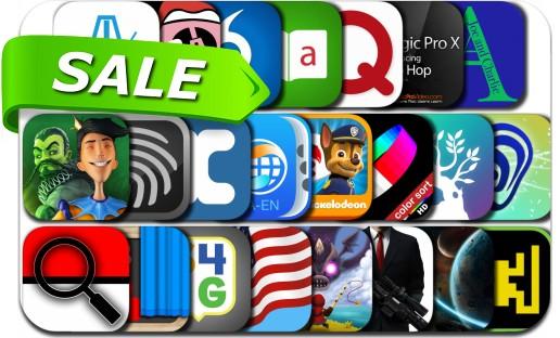 iPhone & iPad App Price Drops - September 30, 2016