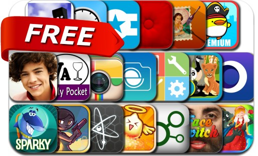 iPhone & iPad Apps Gone Free - March 16, 2014