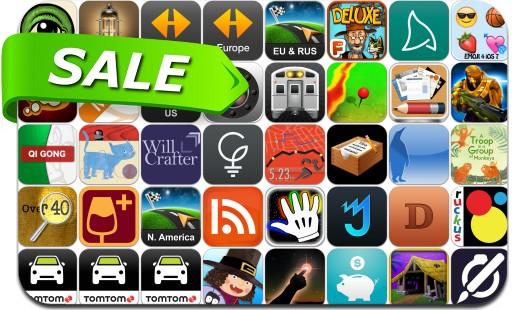 iPhone & iPad App Price Drops - December 11