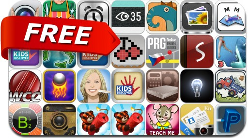 iPhone & iPad Apps Gone Free - August 5