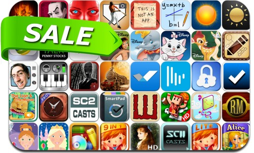 iPhone & iPad App Price Drops - March 19