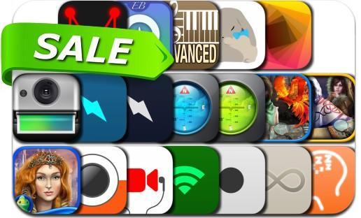 iPhone & iPad App Price Drops - January 22, 2019