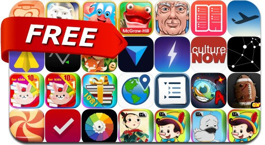iPhone & iPad Apps Gone Free - August 1, 2015