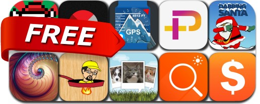 iPhone & iPad Apps Gone Free - December 26, 2015