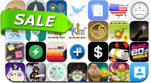 iPhone & iPad App Price Drops - March 31, 2020