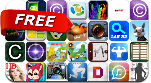 iPhone & iPad Apps Gone Free - May 13