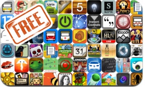 iPhone and iPad Apps Gone Free - November 8