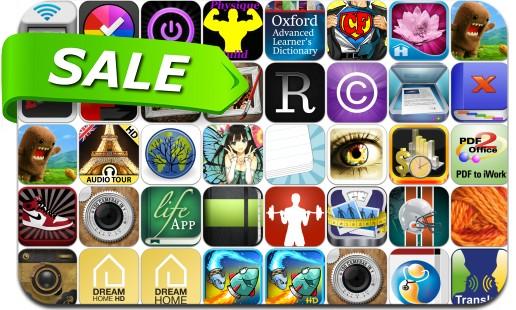 iPhone & iPad App Price Drops - April 8