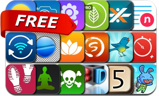 iPhone & iPad Apps Gone Free - May 10, 2015