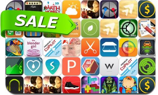 iPhone & iPad App Price Drops - May 19, 2015