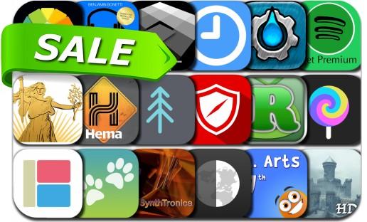 iPhone & iPad App Price Drops - January 15, 2016