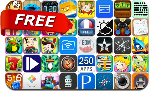 iPhone & iPad Apps Gone Free - May 16, 2014