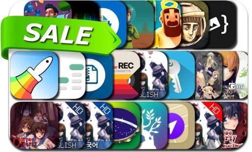 iPhone & iPad App Price Drops - July 28, 2021