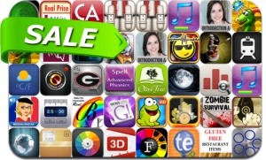 iPhone and iPad Apps Price Drops - January 16