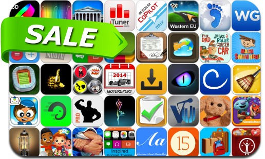 iPhone & iPad App Price Drops - April 27, 2014