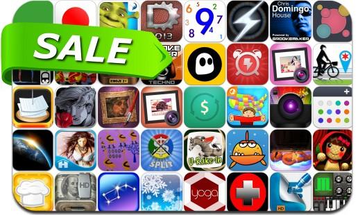 iPhone & iPad App Price Drops - August 20