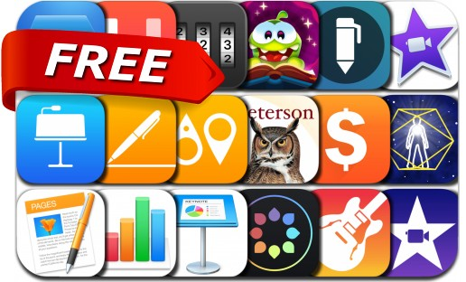 iPhone & iPad Apps Gone Free - April 19, 2017