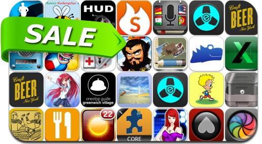 iPhone & iPad App Price Drops - September 8