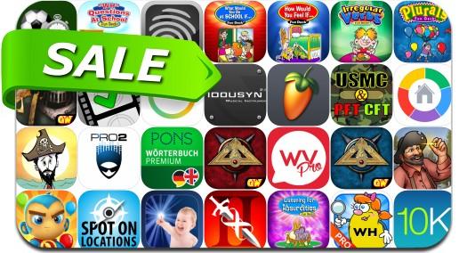 iPhone & iPad App Price Drops - May 26, 2017
