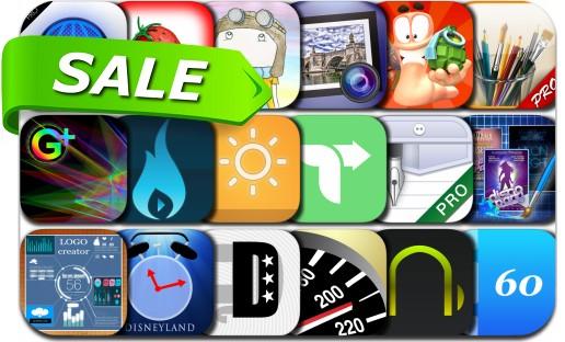 iPhone & iPad App Price Drops - August 10, 2015