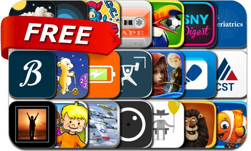 iPhone & iPad Apps Gone Free - May 28, 2015