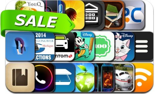 iPhone & iPad App Price Drops - September 30, 2014