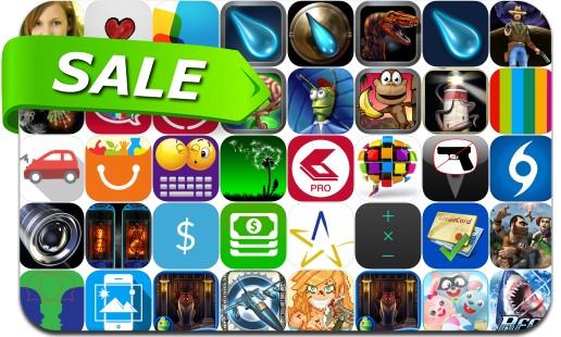 iPhone & iPad App Price Drops - August 19, 2015